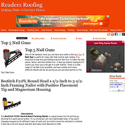 Readers Roofing
